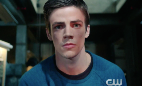 "The Flash Promo - ""The Man in the Yellow Suit"""