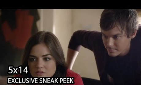 Pretty Little Liars Clip - Hacker Aria