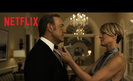 House of Cards Season 3: First Footage!