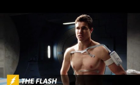 "The Flash Promo - ""The Nuclear Man"""