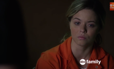 Pretty Little Liars Promo: Rattling A's Cage