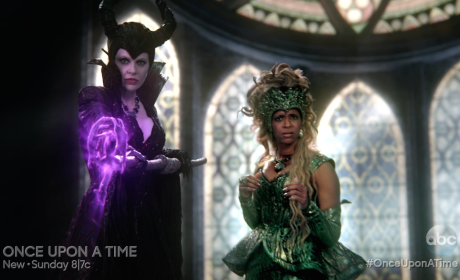 Once Upon a Time Clip - Meeting the Queens