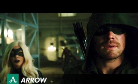 "Arrow Promo - ""The Offer"""