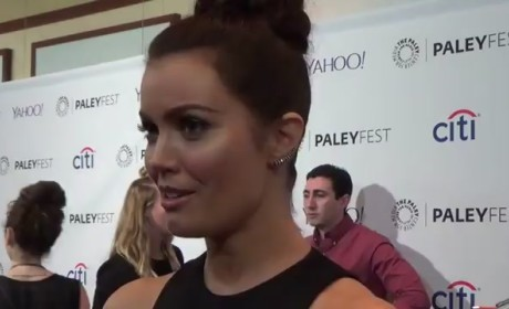 Bellamy Young PaleyFest Interview