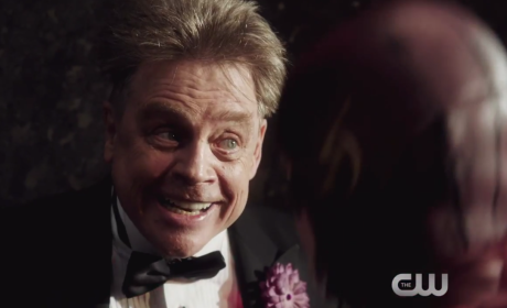 The Flash Return Teaser: Look Who's Back! Look Who's Coming!