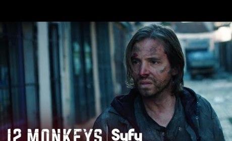 """12 Monkeys Sneak Peek - """"Tomorrow"""""""
