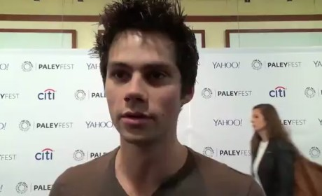 Dylan O'Brien PlayFest Interview