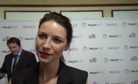 Catriona Balfe Interview