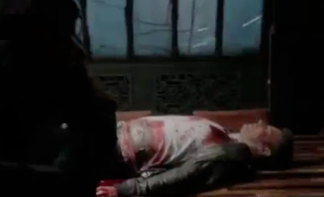Scandal Clip - A Very Bloody Body
