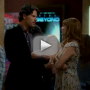 Two and a Half Men Clip: Joe Manganiello Saves the World