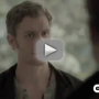 The Vampire Diaries Clip: Hybrid at the Door