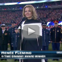Renée Fleming National Anthem Performance: Grade It!