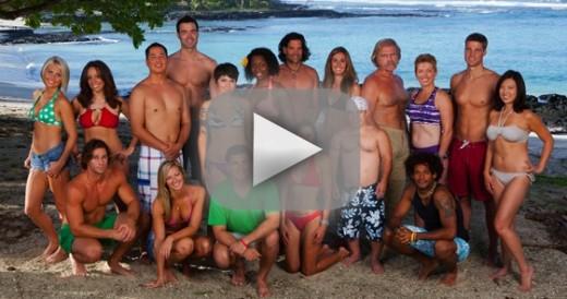 meet the cast of survivor 2012 winner