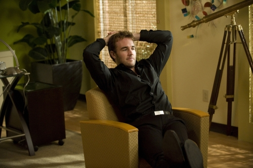 James Van Der Beek on OTH