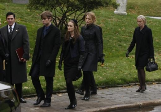 A Gossip Girl Funeral