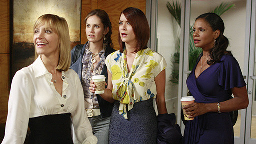 The Women of Private Practice