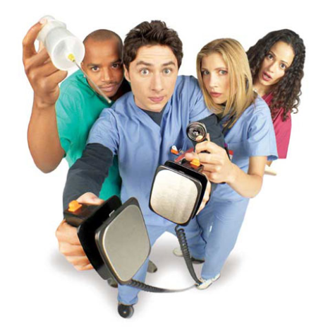 The Scrubs Crew