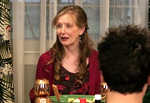 Frances Conroy as Ms. Stinson