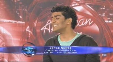 Jorge Nunez Audition