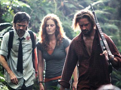 Daniel, Charlotte and Sawyer