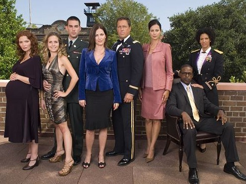 Army Wives Picture