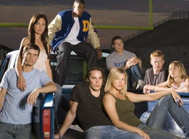 The Cast of Friday Night Lights