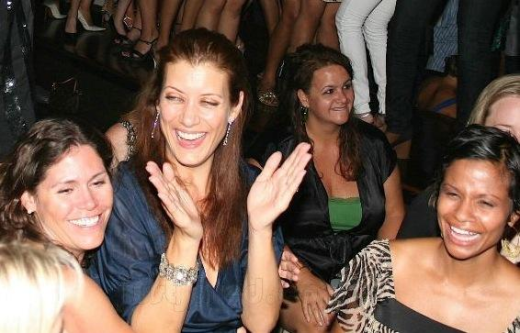 Kate Walsh Lets Loose
