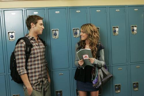 Hallway Flirting