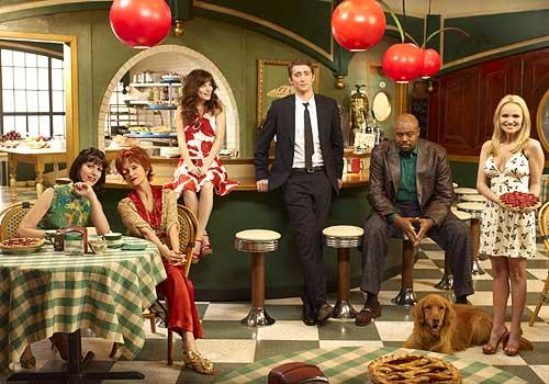 Pushing Daisies Cast