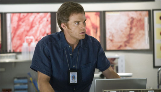 Dexter Morgan Pic