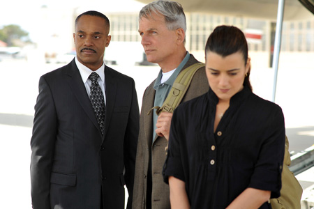 NCIS Finale Pic