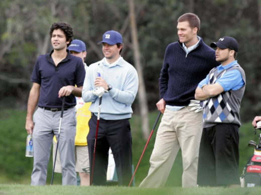 Tom Brady, Entourage