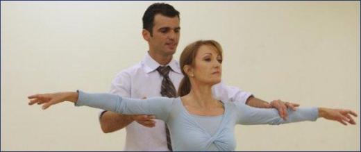 Jane Seymour, Tony Dovolani
