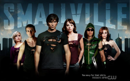New Smallville Poster