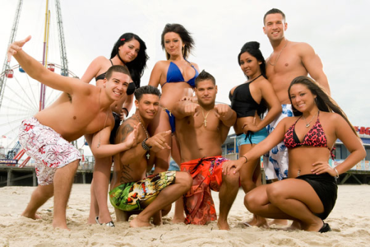 The Jersey Shore Cast