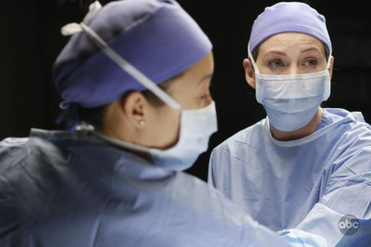 Cristina and Meredith Picture