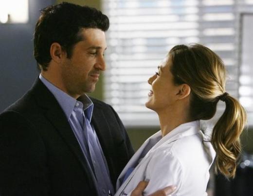 Meredith-Derek Love
