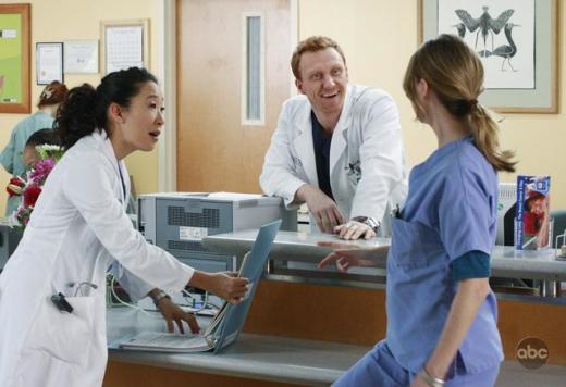 Cristina, Owen and Mer