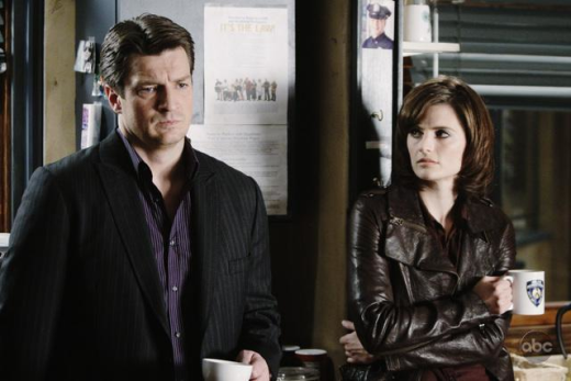 Castle and Beckett Pic