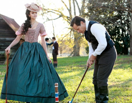 Katherine and Mr. Salvatore