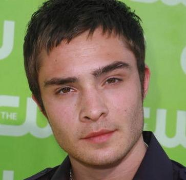 Another Ed Westwick Pic
