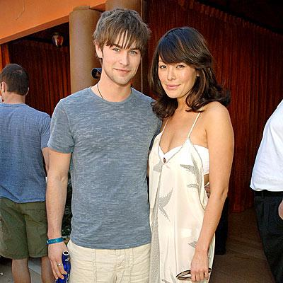 Lindsay Price, Chace Crawford
