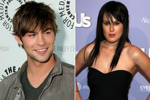 Chace Crawford, Rumer Willis