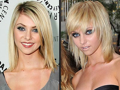 More Taylor Momsen Hairstyles