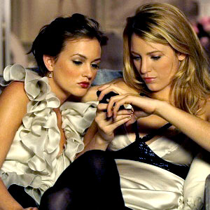 Serena and Blair Picture