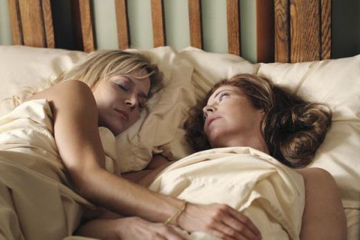 Katherine in Bed
