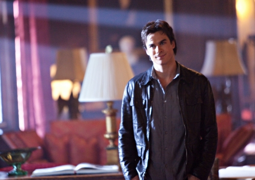 Damon Salvatore Photo