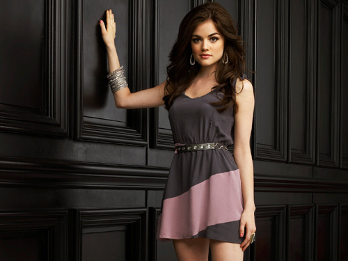 Lucy Hale Promo Photo