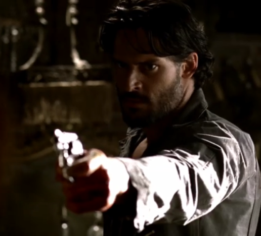 Armed Alcide