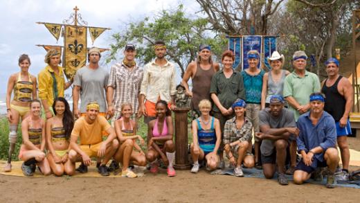 Survivor: Nicaragua Cast
